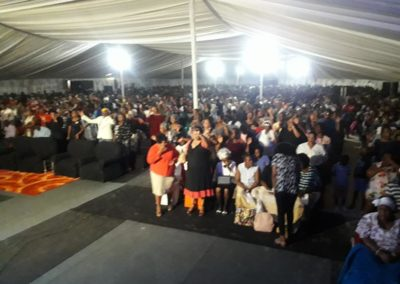 Anointing service at Durban (10)