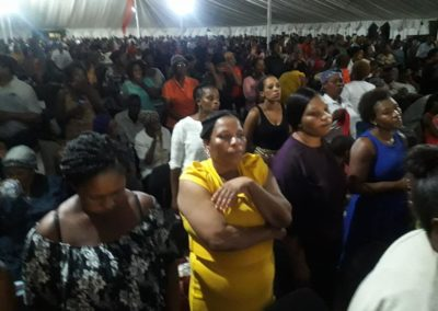 Anointing service at Durban (12)