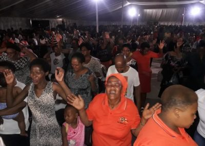 Anointing service at Durban (9)