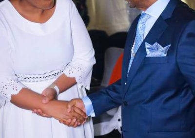 Bishop ND Nhlapo and Zulu King Goodwill Zwelithini (1)