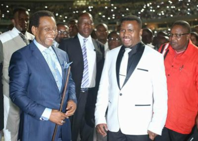 Bishop ND Nhlapo and Zulu King Goodwill Zwelithini (11)