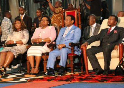 Bishop ND Nhlapo and Zulu King Goodwill Zwelithini (4)
