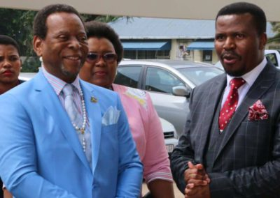 Bishop ND Nhlapo and Zulu King Goodwill Zwelithini (7)