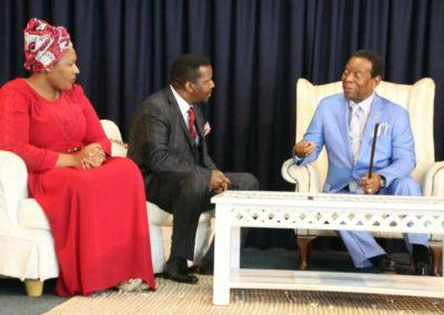 Bishop ND Nhlapo and Zulu King Goodwill Zwelithini (8)