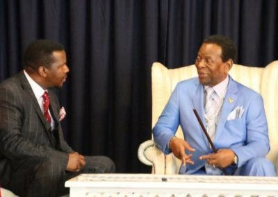 Bishop ND Nhlapo and Zulu King Goodwill Zwelithini (9)
