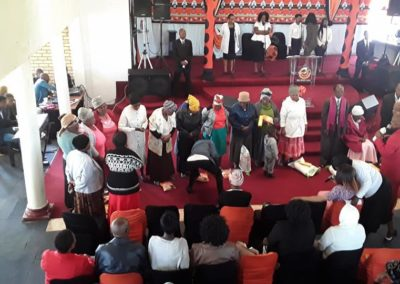 GNF Embalenhle Celebrating the International day of Grandmas and Grandfathers (1)