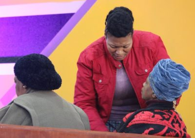 One on one with Bishop ND Nhlapo & Mom VE Nhlapo (1)