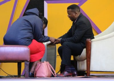 One on one with Bishop ND Nhlapo & Mom VE Nhlapo (2)